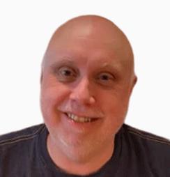 Carl Nicholson - Headshot